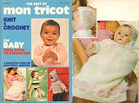 MDSB No. 2: The Best of Mon Tricot Knit and Crochet For Baby