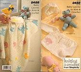 Knitting & Crochet With Style from Simplicity: Baby Layette to Knit and Crochet