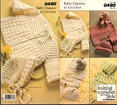 Knitting & Crochet With Style from Simplicity: Baby Classics to Crochet