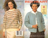 Red Heart Book 379: Quick to Knit, Quick to Crochet