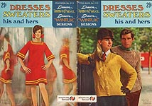 Star Book No. 213: Dresses, Sweaters, His and Hers