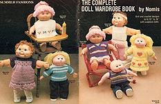The Complete Doll Wardrobe Book by Nomis