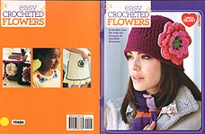 LA Easy Crocheted Flowers
