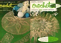 Coats & Clark's Book No. 516: Crochet Featuring New Woven Crochet