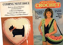 Quick & Easy Crochet, Summer 1986