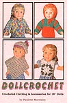 DollCrochet: Crocheted Clothing & Accessories for 18 Inch Dolls