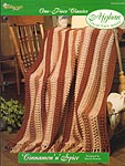 The Needlecraft Shop Afghan Collector Series: Cinnamon 'n' Spice