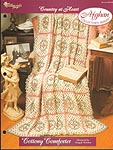 The Needlecraft Shop Afghan Collector Series: Cottony Comforter
