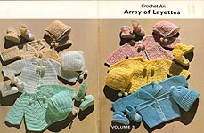 Ruth Lafon Blythe Crochet an Array of Layettes, Vol. 3