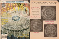 Old-Time Crochet, Summer 1990