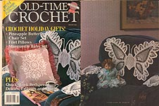 Old-Time Crochet, Winter 1990