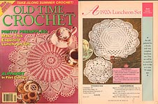 Old-Time Crochet, Spring 1992