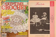 Old-Time Crochet, Summer 1993