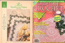 Old-Time Crochet, Autumn 1993