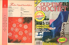Old-Time Crochet, Winter 1993