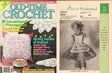 Old-Time Crochet, Spring 1994