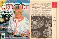 Old-Time Crochet, Autumn 1994