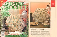 Old-Time Crochet, Winter 1995