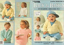 LA Back to Basics: Set-In Sleeves - Sizes 6 Mos to 4