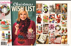 Crochet World Presents: Christmas Wish List