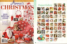Annie's Christmas 2015 Special Issue
