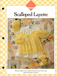 Scalloped Layette Layette