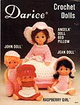 Darice Crochet Dolls (CD-5)