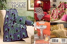 American School of Needlework In-Style Crochet for the Home