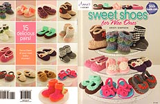 Annie's Sweet Shoes for Wee Ones