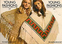 Coats & Clarks Book No. 202: Young Fashions To Knit and Crochet