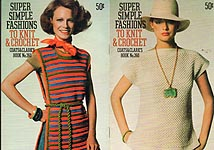 Coats & Clarks Book No. 260: Super Simple Fashions to Knit & Crochet