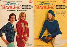 Star Book No. 188: Dawn Sayelle Knitted & Crocheted Fashions