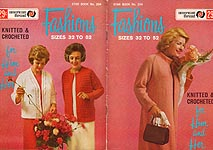 Star Book No. 204: Fashions Size 32 to 52, Knitted & Crocheted for Him and Her