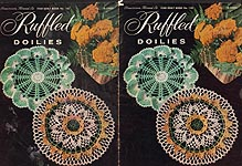 Star Doily Book No. 143: Ruffled Doilies