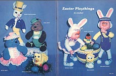 HHO Easter Playthings to Crochet