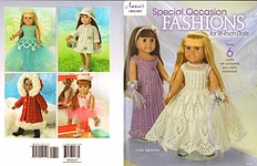 Annie's Special Occasion Fashions for 18 Inch Dolls