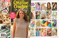 Crochet World Presents Creative Crochet in a Day