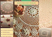 Annie's Attic Irish Crochet Doilies (original digest-size)