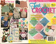 Fast & Fun Crochet, Summer 2000