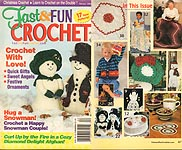 Fast & Fun Crochet, Winter 2000