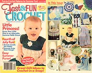 Fast & Fun Crochet, Summer 2001