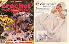 Crochet With Heart, Premier Issue, 1996