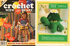 Crochet With Heart, August 1996