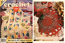 Crochet With Heart, February 1997