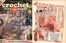 Crochet With Heart, April 1997