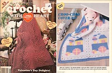 Crochet With Heart, February 1998