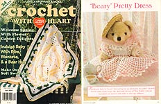 Crochet With Heart, April 2000