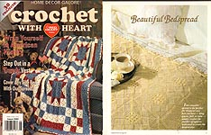 Crochet With Heart, August 2000