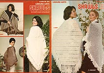 LA Shawls to Knit and Crochet