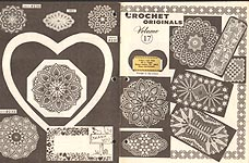 Crochet Originals by Elizabeth Hiddleson, Vol. 17